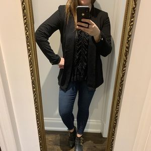 Calvin Klein Black jacket - Size L